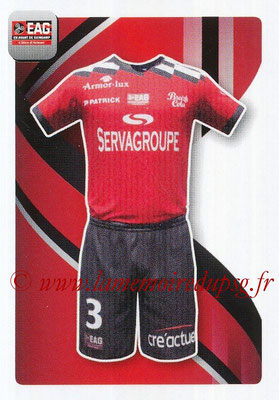 2018-19 - Panini Ligue 1 Stickers - N° 149 - Maillot Guingamp