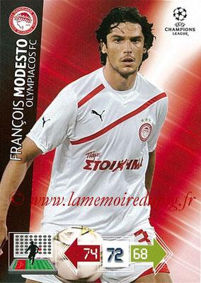 2012-13 - Adrenalyn XL champions League N° 187 - François MODESTO (Olympiacos FC)
