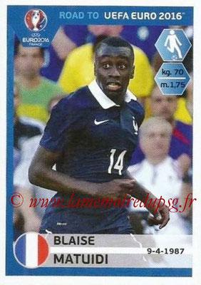N° 104 - Blaise MATUIDI (2011-??, PSG > 2015, France)
