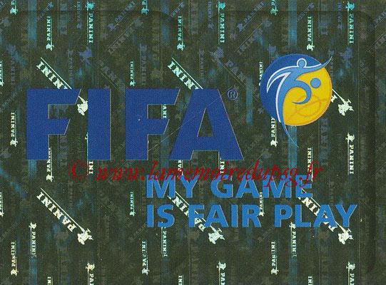 2018 - Panini FIFA World Cup Russia Stickers - N° 001 - Logo FIFA