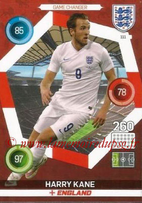 Panini England 2016 Adrenalyn XL - N° 111