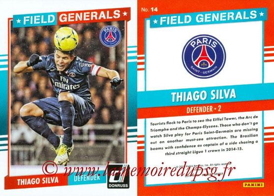N° FG14 - Thiago SILVA (Field Generals)