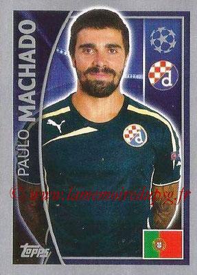2015-16 - Topps UEFA Champions League Stickers - N° 430 - Paulo MACHADO (GNK Dinamo Zagreb)