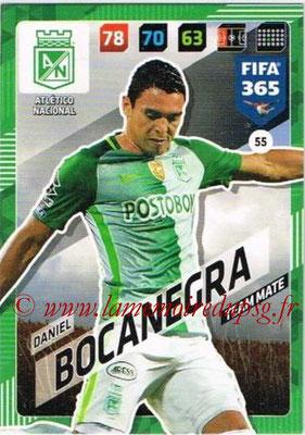 2017-18 - Panini FIFA 365 Cards - N° 055 - Daniel BOCANEGRA (Atletico Nacional)