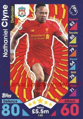2016-17 - Topps Match Attax Premier League - N° 148