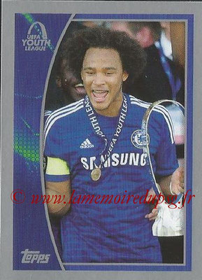 2015-16 - Topps UEFA Champions League Stickers - N° 619 - Chelsea FC 2014-15 (UEFA Youth League)