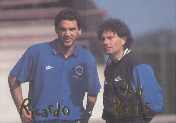 N° 066 et 067 - RICARDO et Joel BATS (Recto)