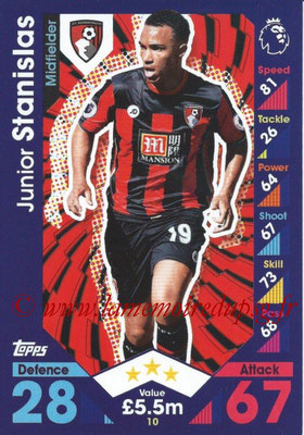 2016-17 - Topps Match Attax Premier League - N° 010