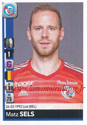 2018-19 - Panini Ligue 1 Stickers - N° 452 - Matz SELS (Strasbourg)
