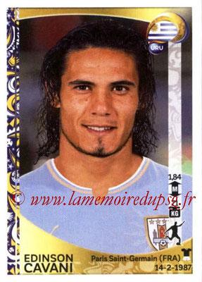 Panini Copa America Centenario USA 2016 Stickers - N° 252 - Edinson CAVANI (Uruguay)