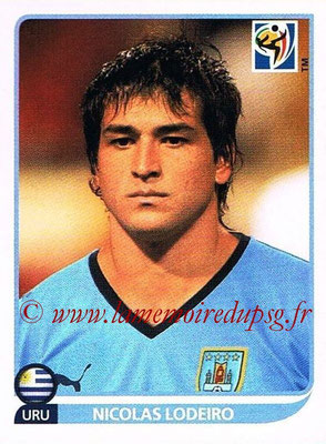 2010 - Panini FIFA World Cup South Africa Stickers - N° 082 - Nicolas LODEIRO (Uruguay)