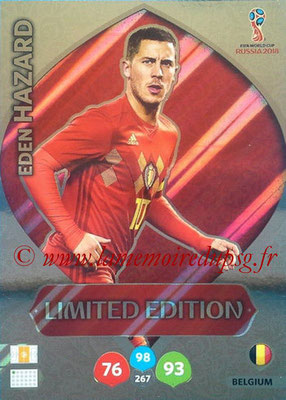 2018 - Panini FIFA World Cup Russia Adrenalyn XL - N° LE-EF - Emil FORSBERG (Suede) (Limited Edition)