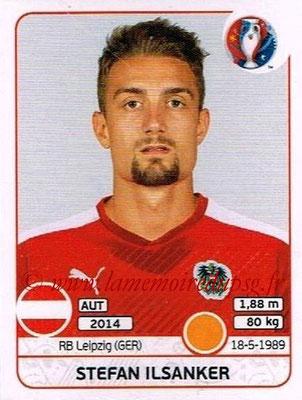 Panini Euro 2016 Stickers - N° 641 - Stefan ILSANKER (Autriche)