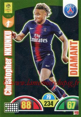 N° 420 - Christopher NKUNKU (Diamant)