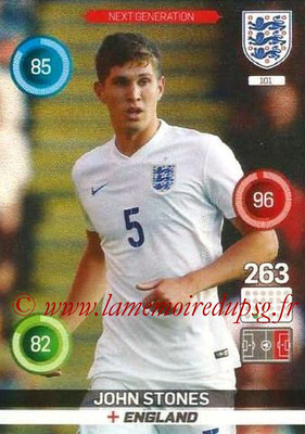 Panini England 2016 Adrenalyn XL - N° 101