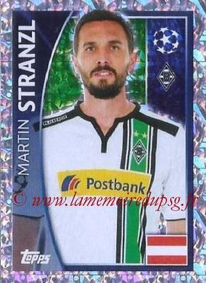 2015-16 - Topps UEFA Champions League Stickers - N° 283 - Martin STRANZL (VfL Borussia Mönchengladbach)
