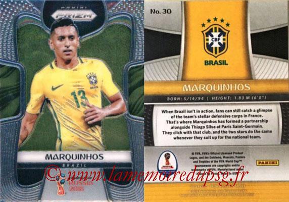 N° 030 - MARQUINHOS (2013-??, PSG > 2018, Brésil)