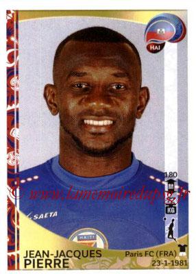 Panini Copa America Centenario USA 2016 Stickers - N° 163 - Jean-Jacques PIERRE (Haiti)