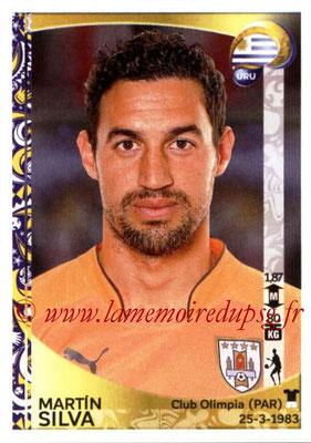 Panini Copa America Centenario USA 2016 Stickers - N° 234 - Martin SILVA (Uruguay)