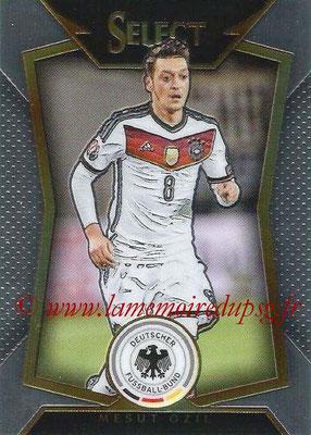 2015 - Panini Select Soccer - N° 040 - Mesut OZIL (Allemagne)