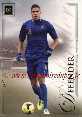 2014 - Futera World Football Unique - N° 031 - Raphaël VARANE (Defender)