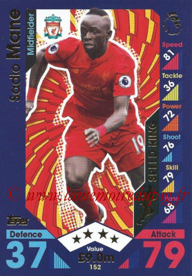 2016-17 - Topps Match Attax Premier League - N° 152