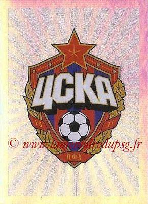 2015-16 - Topps UEFA Champions League Stickers - N° 119 - Logo CSKA Moscou
