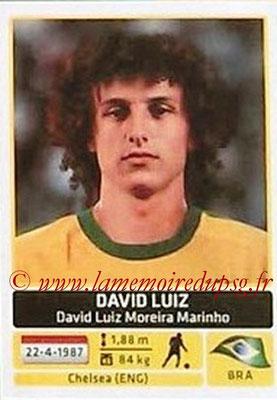 N° 122 - David LUIZ (2011, Brésil > 2014-??, PSG)