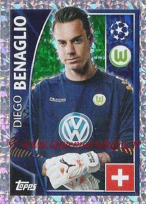 2015-16 - Topps UEFA Champions League Stickers - N° 135 - Diego BENAGLIO (VFL Wolfsburg)