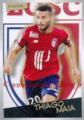 2017-18 - Panini Ligue 1 Stickers - N° 180 - Thiago MAIA (Lille) (A venir)
