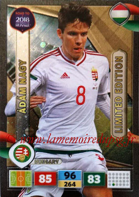 2018 - Panini Road to FIFA World Cup Russia Adrenalyn XL - N° LE-AN - Adam NAGY (Hongrie) (Limited Edition)