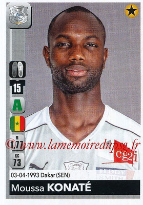 2018-19 - Panini Ligue 1 Stickers - N° 019 - Moussa KONATE (Amiens)