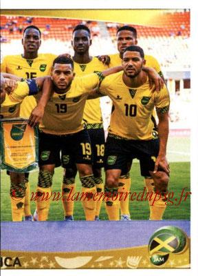 Panini Copa America Centenario USA 2016 Stickers - N° 256 - Equipe Jamaïque2