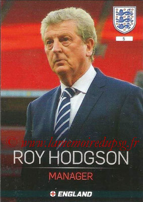Panini England 2016 Adrenalyn XL - N° 005