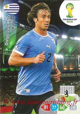 N° 307 - Diego LUGANO (2011-13, PSG > 2014, Uruguay)