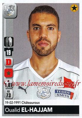 2018-19 - Panini Ligue 1 Stickers - N° 005 - Oualid EL-HAJJAM (Amiens)