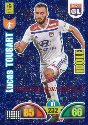 2018-19 - Panini Adrenalyn XL Ligue 1 - N° 375 - Lucas TOUSART (Lyon) (Idole)