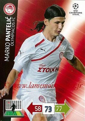 2012-13 - Adrenalyn XL champions League N° 192 - Marko PANTELIC (Olympiacos FC)