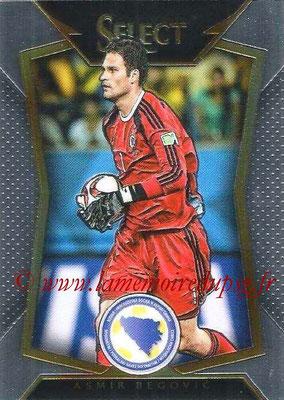 2015 - Panini Select Soccer - N° 042 - Asmir BEGOVIC (Bosnie-Herzegovine)