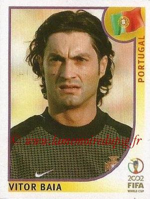 2002 - Panini FIFA World Cup Stickers - N° 312 - Vitor BAIA (Portugal)