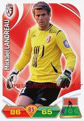 N° 081 - Mickaël LANDREAU (2006-09, PSG > 2012-13, Lille)