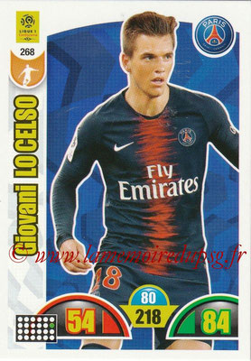 N° 268 - Giovani LO CELSO