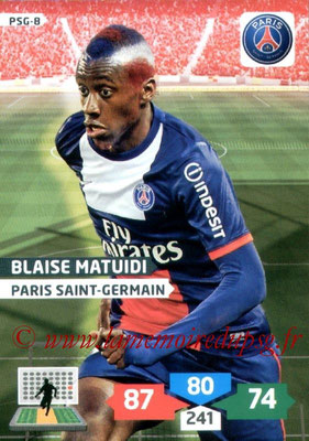 N° PSG-08 - Blaise MATUIDI