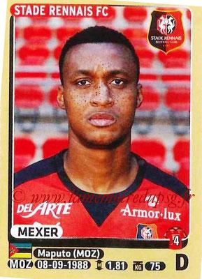 2015-16 - Panini Ligue 1 Stickers - N° 397 - MEXER (Stade Rennais FC)