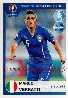 N° 169 - Marco VERRATTI (2012-??, PSG > 2015, Italie)