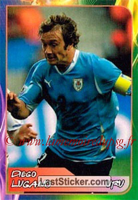 N° 184 - Diego LUGANO (2011-13, PSG > 2014, Uruguay)