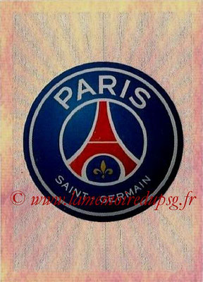 2015-16 - Topps UEFA Champions League Stickers - N° 017 - Logo PSG