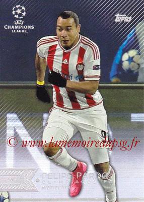 2015-16 - Topps UEFA Champions League Showcase Soccer - N° 149 - Felipe PARDO (Olympiacos FC)