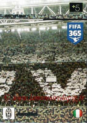 2015-16 - Panini Adrenalyn XL FIFA 365 - N° 305 - Juventus FC (12th Man)