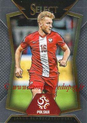 2015 - Panini Select Soccer - N° 079 - Jakub BLASZCZYKOWSKI (Pologne)